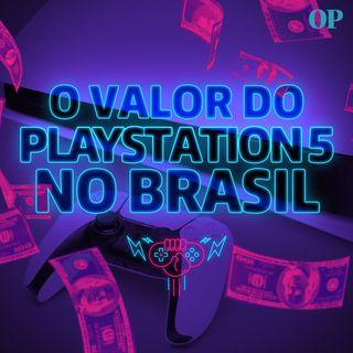 #20 - Preço do PS5 no Brasil, The Witcher 3 de graça, Um novo Kingdom Hearts e o Foco da Sony na next-gen