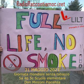 """""""Racconti di Fumo"""" SPOT un progetto LILT e RadioRaccontiamoci 31 maggio 2021"""