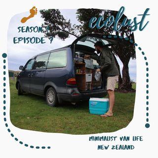 EcoLust S1E7: Minimalist Van Life in New Zealand