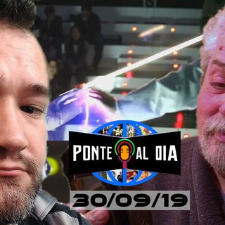 Ciutat de les arts y les ciencies de Valencia | Ponte al día 64 (30/09/2019)