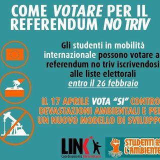 Anche gli italiani all'estero per poco voteranno al referendum del 17 aprile