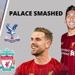 LIVERPOOL SMASH PALACE | RED REACTION