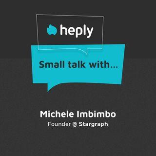 Small Talk With...Michele Imbimbo