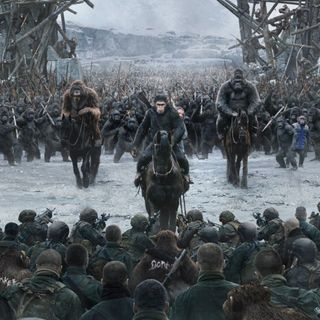 Episode 26: War for the Planet of the Apes Review