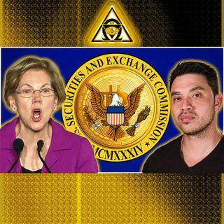 Does Senator Warren Want To Destroy Crypto? {Audio #76}