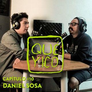 Qué Yico Daniel Sosa #QY3