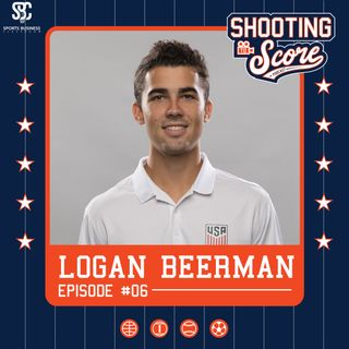 Videographer for US Soccer and Freelance Replay Operator Logan Beerman