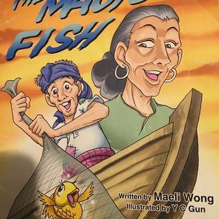 Iris - The Magic Fish