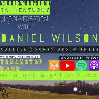 In Conversation with Daniel Wilson