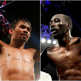 Inside Boxing Daily: Crawford-Pacquiao? Should Wilder be ranked at 2? Fury-Wilder 3 talk