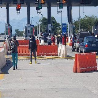 Crimen organizado de Guerrero detràs de toma de casetas