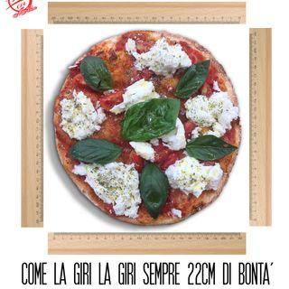 "Ao come la giro la giro!! "" MiniPizza22cm """
