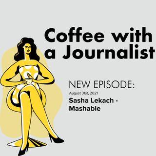 Sasha Lekach, Mashable