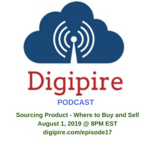 Episode 17 - Sourcing Product - Where to Buy, Where to Sell