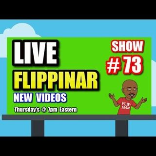 Live Show #73 | Flipping Houses Flippinar: House Flipping With No Cash or Credit 10-11-18