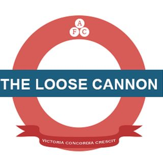 Arsenal FC news - The Loose Cannon Sprog 1