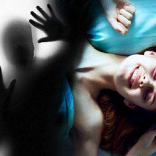 ESPECTROFILIA ENCUENTROS SEXUALES CON EL MAS ALLÁ
