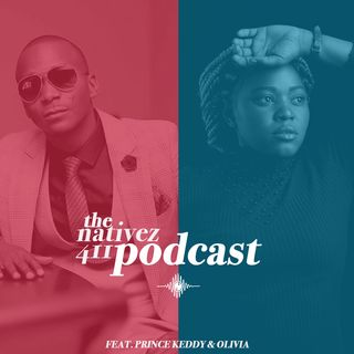 Episode 2: Olivia & Prince Keddy | Being An International Artist