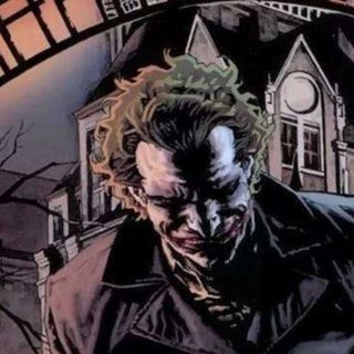 Source Material #245: Joker Comic (DC, 2008)