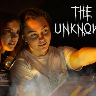 The Unknown Ep. 1 - Twitter Voicemail