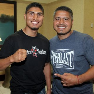 Ringside Boxing Show: Robert and Mikey Garcia climb boxing's Everest to challenge Errol Spence Jr.