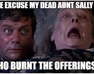 Episode 40 - Who Burnt the Offerings?