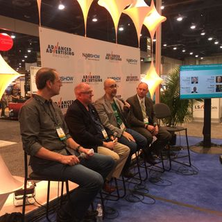 Live From The NABSHOW 2017: The Podcast Influencer: The Advertiser's New Opportunity
