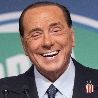 Berlusconi appoggia Draghi e Salvini?
