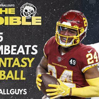 Top 5 Drumbeats in Fantasy Football - Fantasy Football Podcast 2021