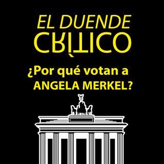 ¿Por qué han votado y van a votar a Angela MERKEL? #15