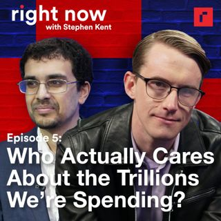 E6: S1E5 Zaid Jilani on universal basic income, conservative economics, The Falcon & the Winter Soldier