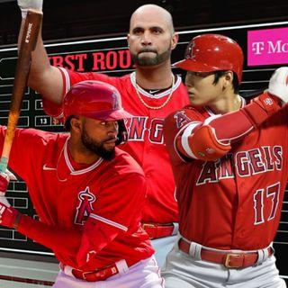 Angelinos de Los Ángeles: ¿Ganar juegos o mejorar pick en el MLB Draft?