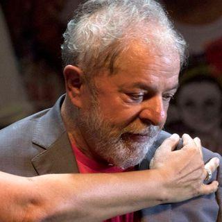 Lula Da Silva en la cárcel