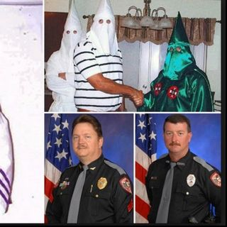 Police Officers members of KKK