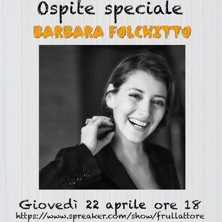 Ep. 9 - L'idiosincrasia per le cuffie di Barbara Folchitto!