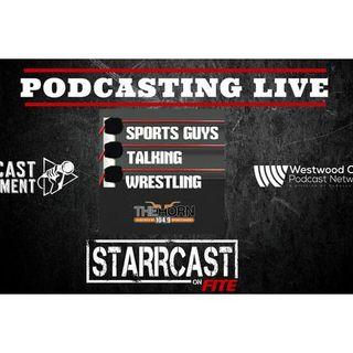 SGTW at Starrcast Podcast Movement 8-31-2018