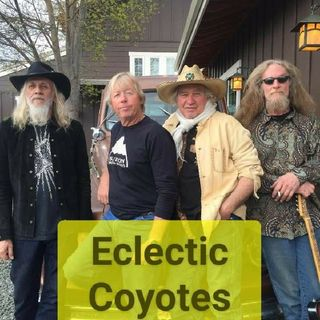 Eclectic Coyotes Big river