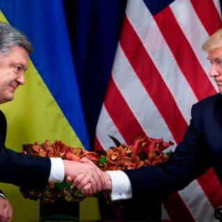 "Trump Sells ""Lethal Weapons"" to Ukraine +"