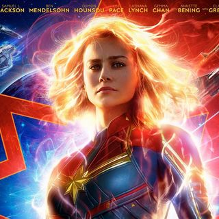 Damn You Hollywood: Captain Marvel Review
