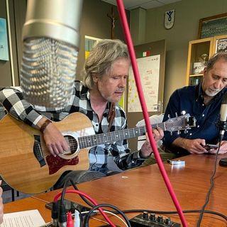 Ep. 11 Radio Pizza Olanda con Skimming Water e Vincenzo Toscani
