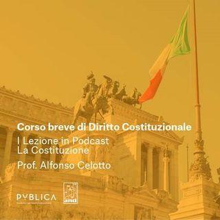 Corso breve di Diritto costituzionale - Prof. A. Celotto