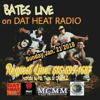 DAT HEAT RADIO BATES Femfest 4 Edition WE LIT
