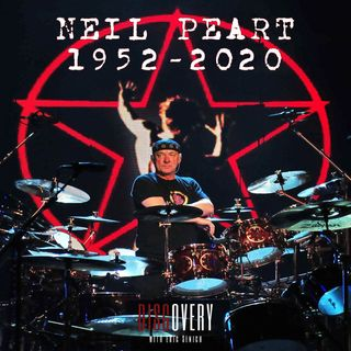 Episode 44 | Remembering Neil Peart of Rush