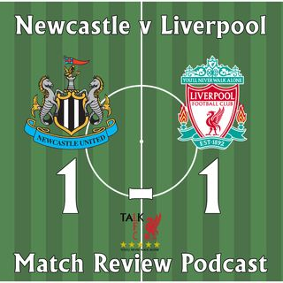 Newcastle v Liverpool - Match Review
