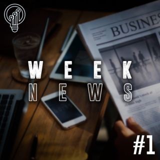 Week News #1 - Il Coronavirus sta influenzando la Tecnologia?