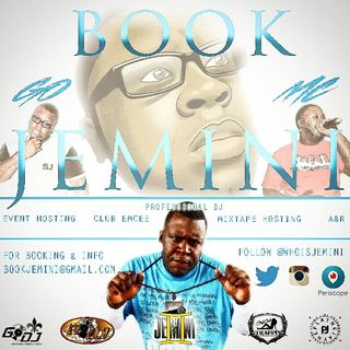 Diamond Life Radio Presents Jemini This Is Me Vol 2