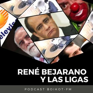 René Bejarano y las ligas