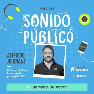"""Alfredo Joignant en """"De todo un poco"""""""