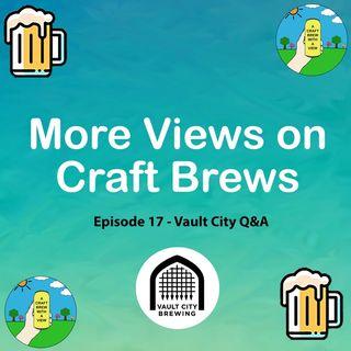 Episode 17 - Vault City Q&A