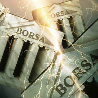 Borse: massima allerta. Fine del rialzo? Eur/Usd, segnale short